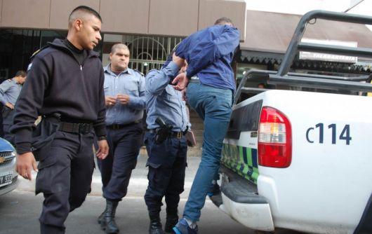 Otro arrebatador detenido en el centro tras atacar a una mujer