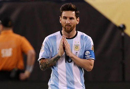 <p>Una teoría para entender a Lionel Messi</p>