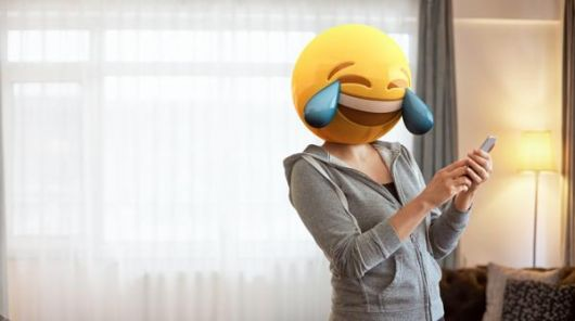 <p>Novedades en WhatsApp: emojis gigantes</p>