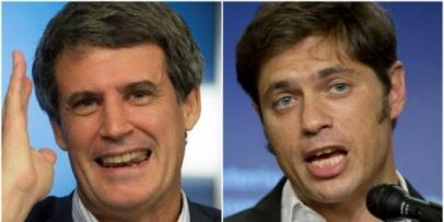 <p>El match fiscal entre Kicillof y Prat-Gay va 0 a 0 Alfonso Prat-Gay y Axel Kicillof</p>