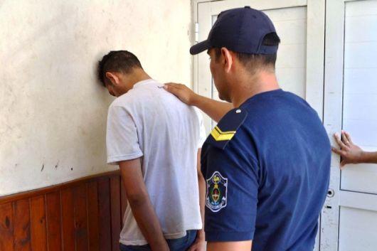<p>Desbarataron el robo de 150 mil pesos</p>
