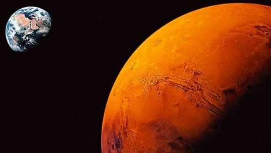 <p>Patente clave para ir a Marte en 70 días</p>