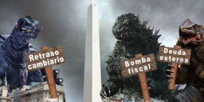 <p>Endeudamiento, &quot;bomba&quot; fiscal y atraso cambiario: vuelven los monstruos cl&aacute;sicos de la econom&iacute;a argentina</p>