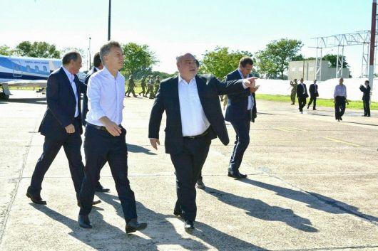 <p>Macri visitar&aacute; Corrientes este jueves tras su reuni&oacute;n en Paraguay</p>