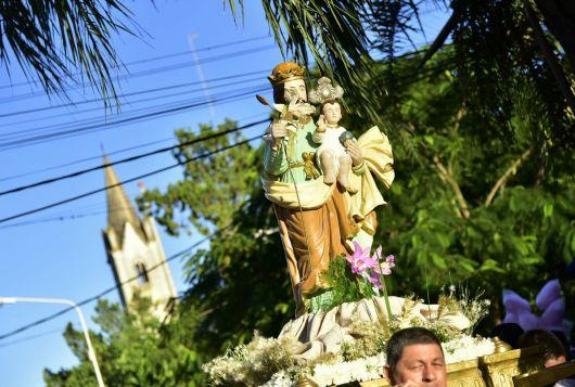 <p>Festividad de San Jos&eacute; Obrero</p>