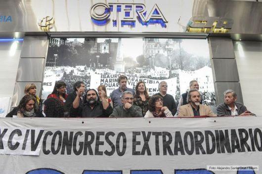 <p>CTERA anunci&oacute; un paro de 24 horas para este martes 11/04</p>