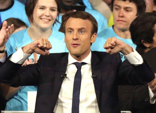 <p>Bolsas europeas festejan el resultado de las elecciones</p>