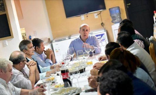 <p>La mitad de  los partidos de ECO apoya la candidatura a gobernador de Gustavo Canteros</p>