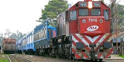 <p>Buscan reactivar los servicios de los trenes en Corrientes&nbsp;</p>