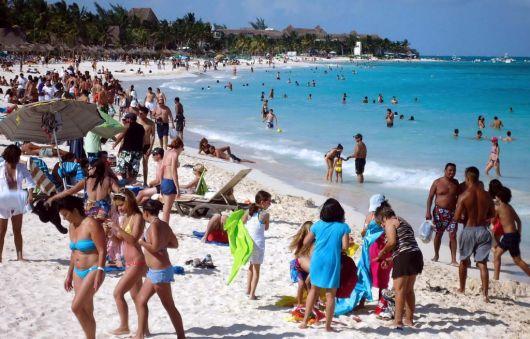 <p>&nbsp;&iquest;Cu&aacute;n peligroso es viajar a Canc&uacute;n y Los Cabos?</p>