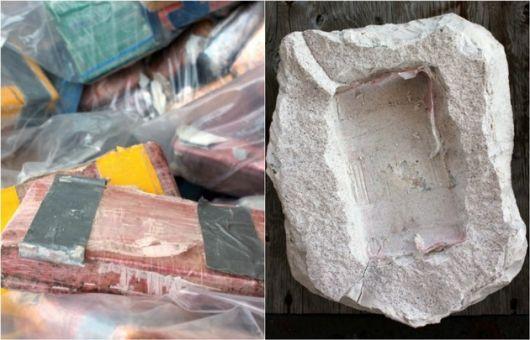 <p>Incautan mil kilos de coca&iacute;na enviados de Argentina a Canad&aacute;</p>