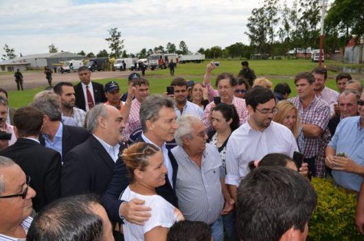 <p>Macri estar&iacute;a el viernes en la Provincia</p>
