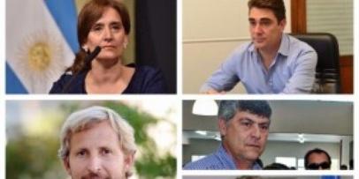 <p>Adem&aacute;s de Macri, casi una decena de ministros desembarcan en Corrientes</p>