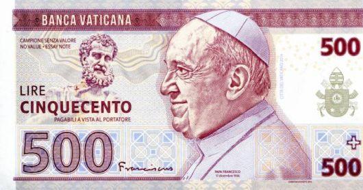 <p>Vaticano S.A.: Cuando el dinero merma la fe</p>