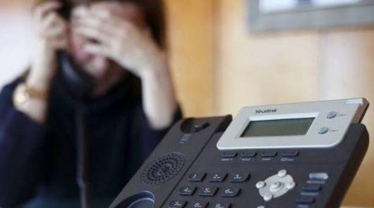 <p>Vecinos alertan por una nueva modalidad de falsas llamadas telef&oacute;nicas</p>