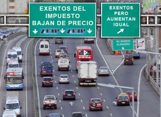 <p>Reforma tributaria para autos 0Km: los modelos que quedan exentos del impuesto pero que igual</p>