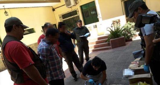 <p>Cae banda narco que enviaba droga por encomiendas</p>