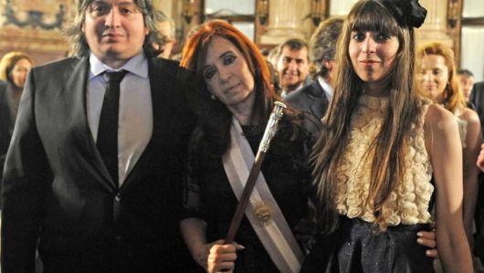 <p>Procesamiento contra Cristina Kirchner</p>