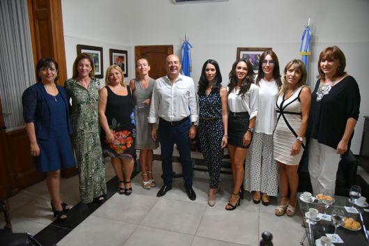 <p>Caminata de Mentoreo orientada a mujeres del sistema productivo de Corrientes&nbsp;</p>