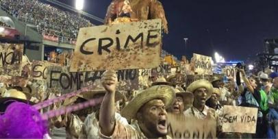 <p>Carnaval de R&iacute;o: el desfile de Beija-flor, que denunci&oacute; la corrupci&oacute;n, gan&oacute; la edici&oacute;n 2018</p>