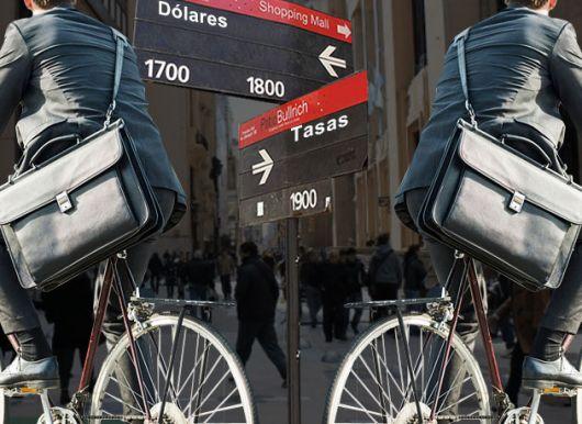 <p>D&oacute;lar, tasa de inter&eacute;s y bicicleta financiera</p>