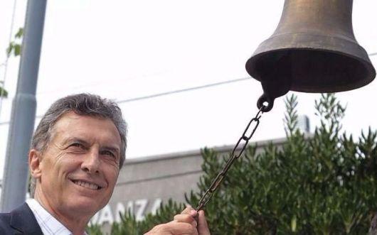 <p>Macri llegar&iacute;a a Bella Vista para inaugurar el ciclo lectivo</p>