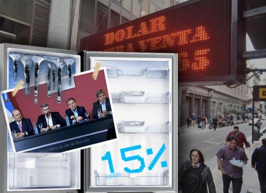 <p>Arranc&oacute; el plan de Macri para mejorar la econom&iacute;a</p>