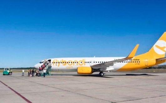 <p>Inician los vuelos entre Corrientes y Buenos Aires</p>