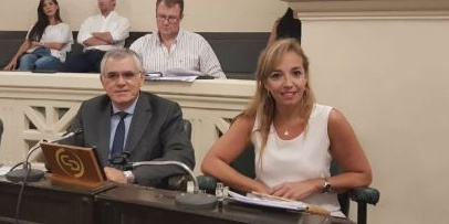 <p>Mancini destac&oacute; la conformaci&oacute;n de comisiones &ldquo;por unanimidad y con consenso de todos&rdquo;&nbsp;</p>