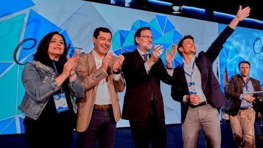 <p>Llega Rajoy con los 70 empresarios m&aacute;s importantes de Espa&ntilde;a</p>