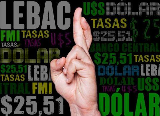 <p>El Gobierno quiere frenar &nbsp;hoy la corrida cambiaria</p>