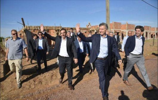 <p>Paso de la Patria espera la visita del presidente Macri el d&iacute;a jueves</p>