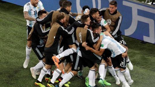 <p>La Selección tuvo el corazón necesario</p>