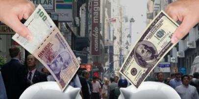 <p>&nbsp;  Nuevo informe de economistas pone precio al d&oacute;lar para fin de a&ntilde;o</p>