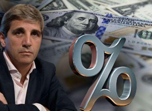 <p>Caputo vuelve a controlar la cantidad de dinero para frenar la inflaci&oacute;n</p>