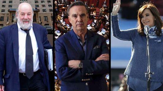 <p>&nbsp;El futuro pol&iacute;tico y personal de Cristina, entre la pelea con Bonadio y los favores de Pichetto</p>
