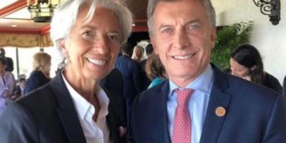 <p>El FMI respalda a la Argentina y asegura que est&aacute;n cerca de un nuevo acuerdo&nbsp;</p>