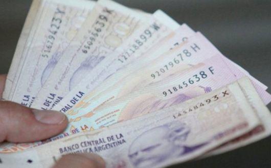 <p>&nbsp;Arranca el pago del plus de 500 pesos</p>