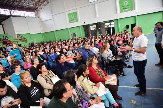 <p>Canteros promueve cursos de capacitación para el primer empleo</p>