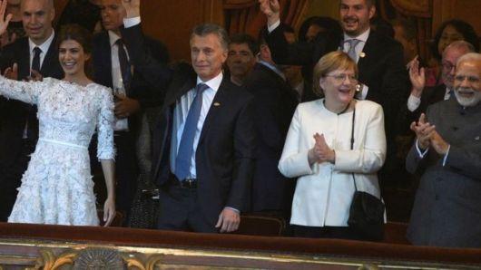 <p>Euf&oacute;rico por el G20, Macri apuesta a reconciliarse con la clase media y relanzar su gesti&oacute;n</p>