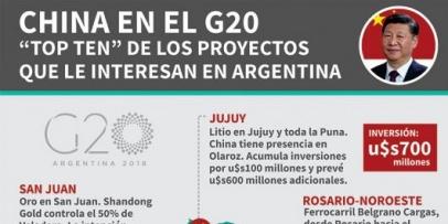 <p>G20: Macri y Xi Jinping firmaron 30 acuerdos y fortalecieron el comercio y las invresiones</p>