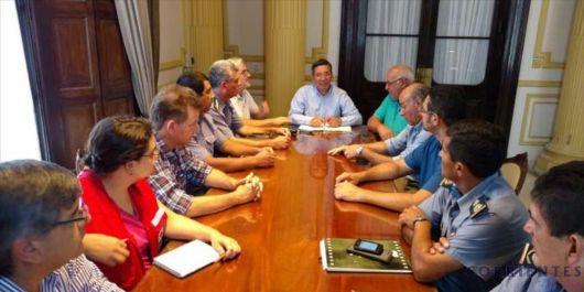 <p>El gobierno Provincial asiste en varias localidades</p>