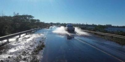 <p>Advierten a los conductores transitar con precauci&oacute;n y de d&iacute;a sobre rutas&nbsp;</p>