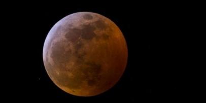 <p>Martes de superluna</p>