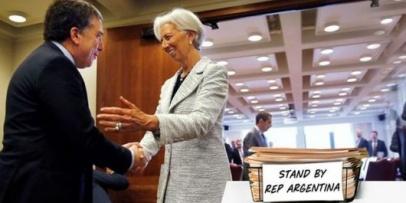 <p>El FMI elogi&oacute; el ajuste monetario de Sandleris&nbsp;</p>