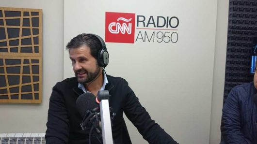 "<p>Antonio Sola: ""Si Urtubey patea el tablero va a ser presidente""</p>"