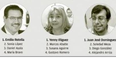 <p>El peronismo tendrá su ansiada interna con 10 listas que se medirán en las urnas</p>