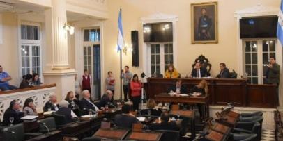 <p>El Senado dio media sanción al texto del nuevo Código Procesal Penal</p>