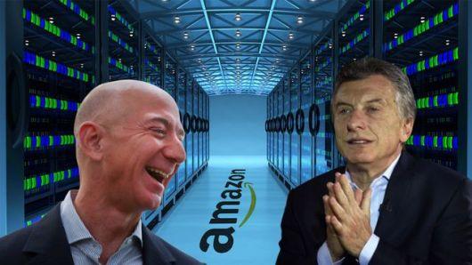 <p>Amazon se prepara para aterrizar en la Argentina</p>
