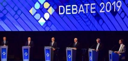 <p>Cuándo es el próximo debate presidencial</p>
